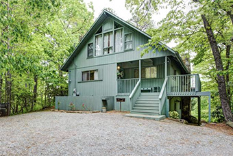 a bears view 4 bedroom pet friendly cabin in Gatlinburg by Jackson Mountain Homes