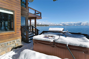 boaters paradise 4 bedroom pet friendly cabin south lake tahoe by Tahoe Getaways