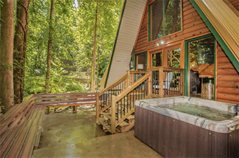 gatlinburg splash 12 bedroom pet friendly cabin in Gatlinburg by Amazing Views Cabin Rentals