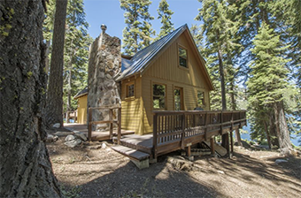 rogers fishing 4 bedroom pet friendly cabin south lake tahoe by Pyramid Peak Properties