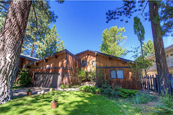 tahoe acres 5 bedroom pet friendly cabin south lake tahoe by Lake Tahoe Vacation Rentals