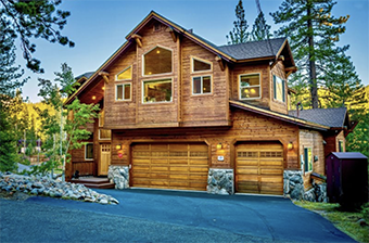 tahoe paradise 5 bedroom pet friendly cabin south lake tahoe by Peak Tahoe Rentals