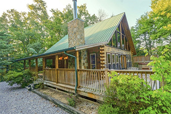 unforgettable 5 bedroom pet friendly cabin in Gatlinburg by Cabins for You
