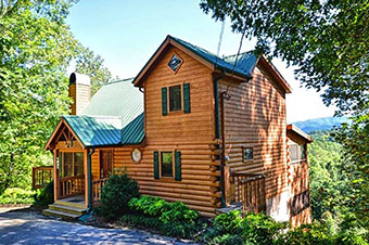 big elk lodge 5 bedroom cabin by great outdoor rentals