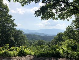 north georgia mountains